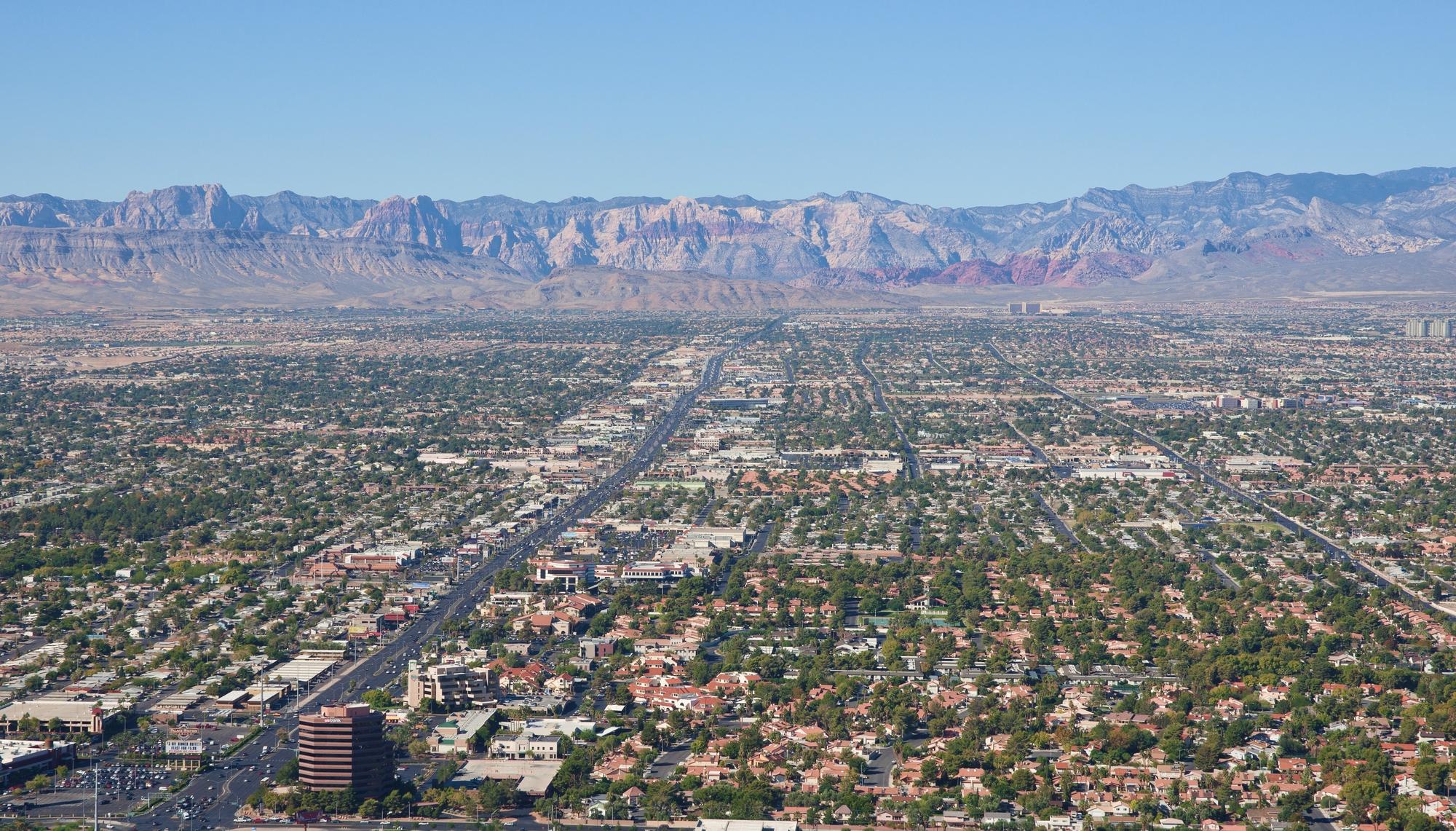 Las Vegas Real Estate Market - LasVegasRealEstate.com